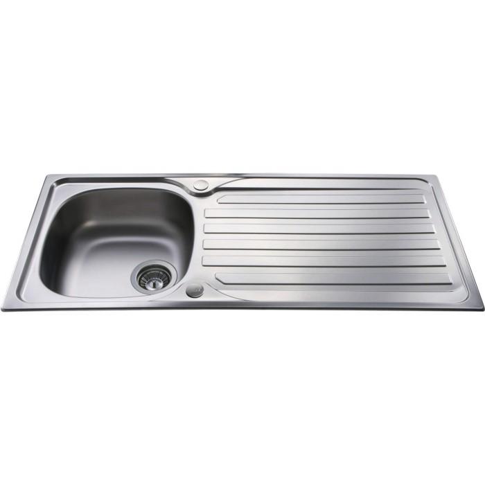 CDA KA21SS Single Bowl Sink | Appliances Direct