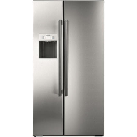 siemens ka62dp92gb iq700 american fridge freezer with ice and water dispenser in stainless steel. Black Bedroom Furniture Sets. Home Design Ideas