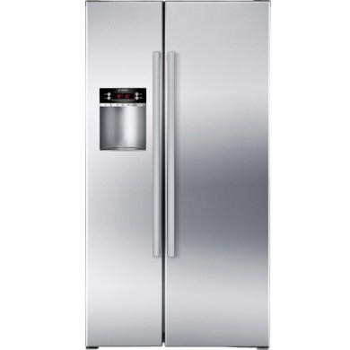 KAD62V40GB Bosch KAD62V40GB American Fridge Freezer Stainless Steel