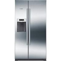 Bosch Serie 6 KAI90VI20G Side by Side Fridge Freezer in Inox-easyclean Best Price, Cheapest Prices