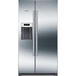 Bosch KAI90VI20G Side by Side Fridge Freezer in Inox-easyclean