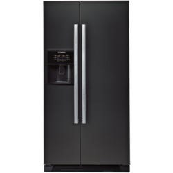 bosch kan58a55gb black edition frost free ice and water american fridge freezer appliances direct. Black Bedroom Furniture Sets. Home Design Ideas