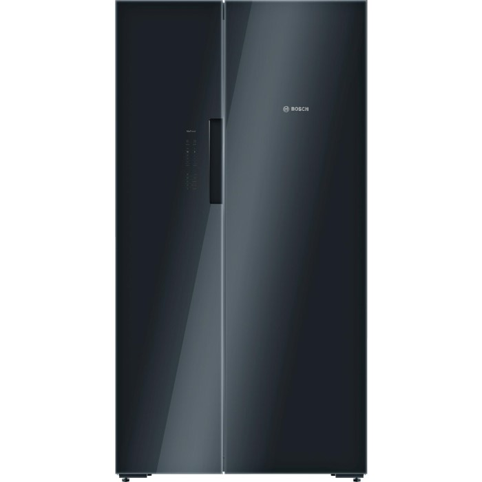 Bosch Kan92lb35g Serie 8 Side By Side American Fridge Freezer