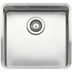Reginox KANSAS-L40X40 1.0 Bowl Integrated Stainless Steel Sink