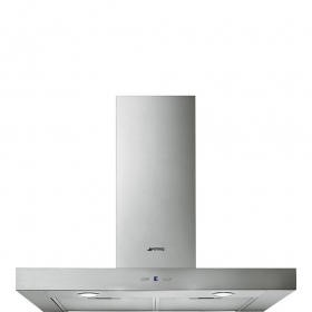 Smeg KAT700HXE T-shape 70cm Stainless Steel Chimney Cooker Hood