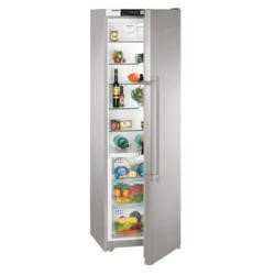 Liebherr KBES4260 BioFresh Freestanding Fridge - Stainless Steel