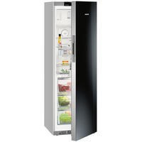 Liebherr KBPgb4354 Premium 185x60cm A+++-20% Freestanding Fridge With BioFresh GlassBlack