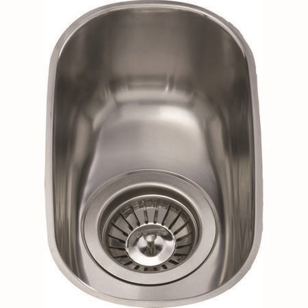 CDA KCC21SS Undermount Small Bowl Sink