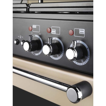 Rangemaster 76770 Kitchener 110cm Dual Fuel Range Cooker