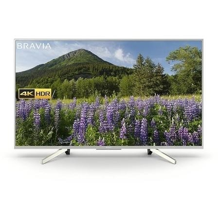 "Sony Bravia KD43XF7073 43"" 4K Ultra HD HDR LED Smart TV with Freeview HD - Silver"