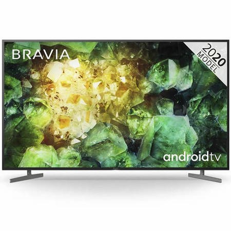 "Sony 49"" 4K Ultra HD HDR Android Smart LCD TV with Google Assistant and Alexa"