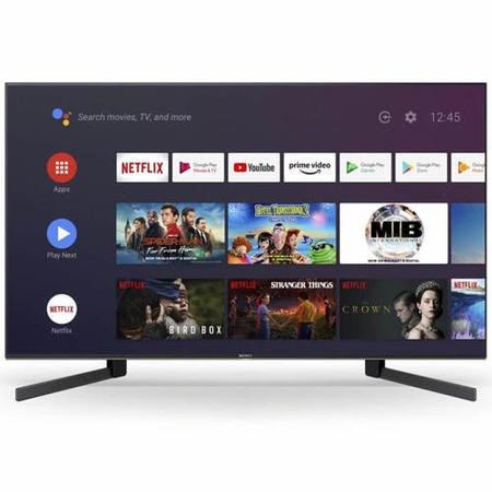 "SONY BRAVIA KD-49XH9505BU 49"" Smart 4K Ultra HD HDR LED TV with Google Assistant"