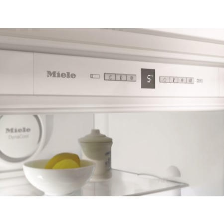 Miele KDN37132iD 262 Litre 177 x 54cm 70-30 Frost Free Integrated Fridge Freezer With Dynamic Coolin