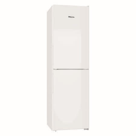 Miele KFN29042Dwh Discovery 201x60cm Frost Free White Freestanding Fridge Freezer