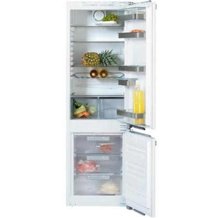 Miele KFN37432iD 56cm Wide Frost Free 70-30 Integrated Upright Fridge Freezer - White