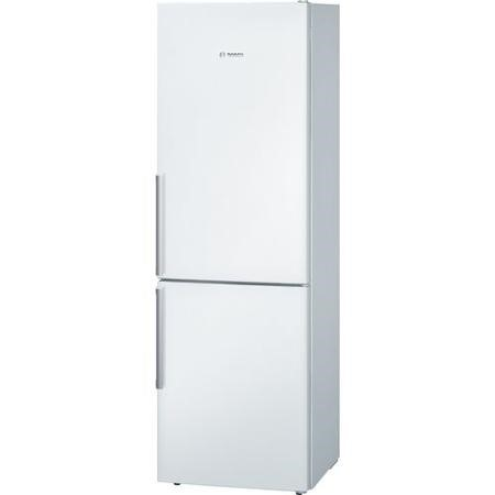 Bosch KGE36BW41G 304L A+++ Freestanding Fridge Freezer - White
