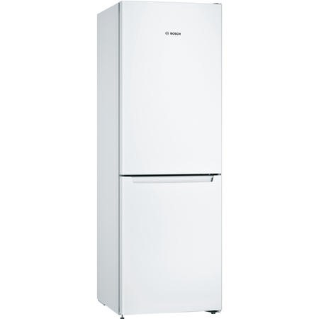 Bosch KGN33NW3AG 279 Litre Freestanding Fridge Freezer 60/40 Split Frost Free 60cm Wide - White
