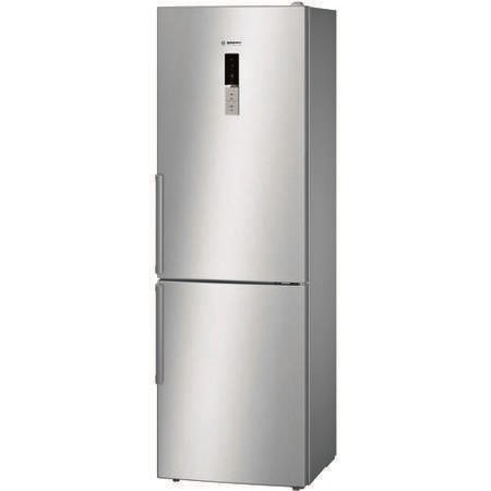 Bosch KGN36HI32 Home Connect 320 Litre Frost Free Freestanding Fridge Freezer Easyclean Stainless Steel