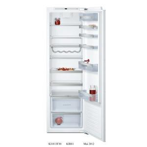 NEFF KI1813F30G A++ 177cm In-column Integrated Fridge Door-on-door