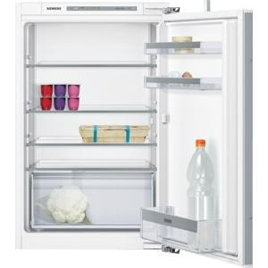 Siemens KI21RVF30G iQ300 54cm Wide Integrated In-Column Fridge - White