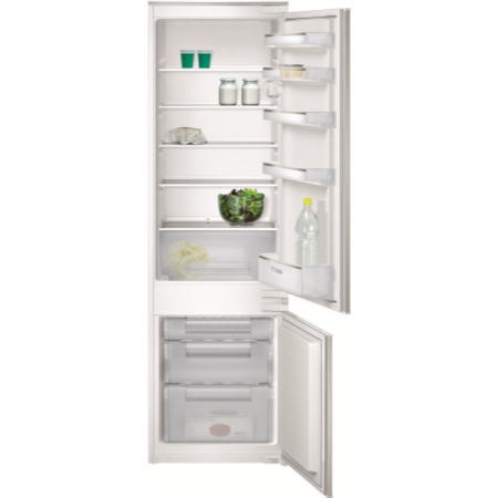 Siemens KI38VX22GB 54cm Wide 70-30 Integrated Upright Fridge Freezer - White