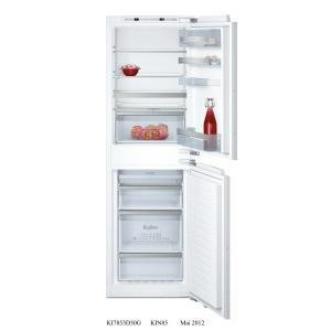 NEFF KI7853D30G Frost Free 50-50 Fixed Hinge Soft Close Integrated Fridge Freezer
