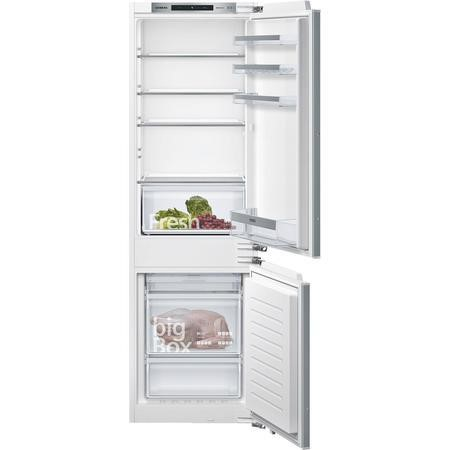 GRADE A1 - Siemens KI86NVF30G 55cm Wide Frost Free 60-40 Integrated Upright Fridge Freezer - White