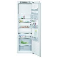 Bosch KIL82AF30G A++ 177cm In-column Integrated Fridge With Icebox Door-on-door