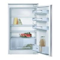 Bosch KIR18V20GB Avantixx Built In Fridge