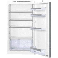 Bosch KIR31VS30G 54cm Wide Integrated In-Column Fridge - White
