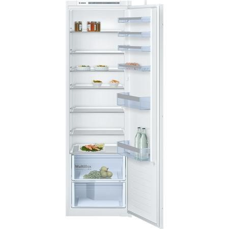Bosch Serie 4 KIR81VS30G 54cm Wide Integrated In-Column Frigde - White
