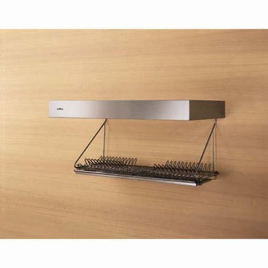 Elica KIT00793 Shelf and Plate Rack for SPOT120 Chimney Hood