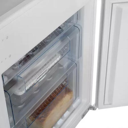 BOSCH KIV38X22GB Static 70-30 Integrated Fridge Freezer