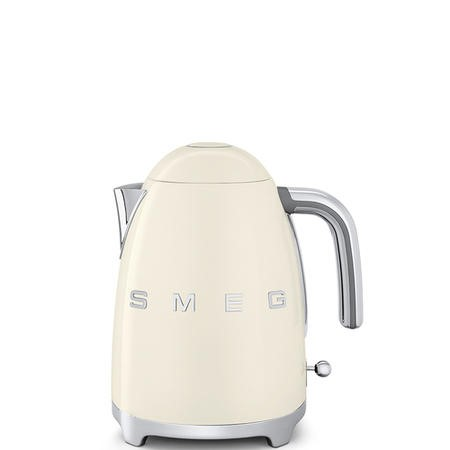 Smeg KLF03CRUK Retro Style Kettle - Cream