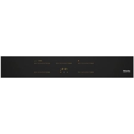 Miele KM6669 94.2cm Wide Five Zone Induction Hob With 2 PowerFlex Zones