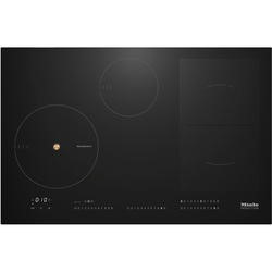 Miele KM6839 75.2cm Wide Flush Four Zone Induction Hob