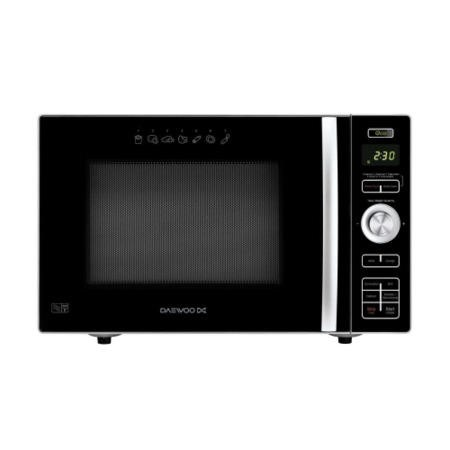 Daewoo KOC8HAFR 24 Litre Combination Microwave And Airfryer Black