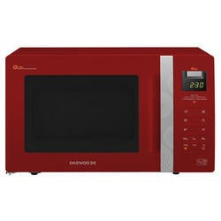 Daewoo KOR6A0RR 20L Touch Control Microwave Oven Red