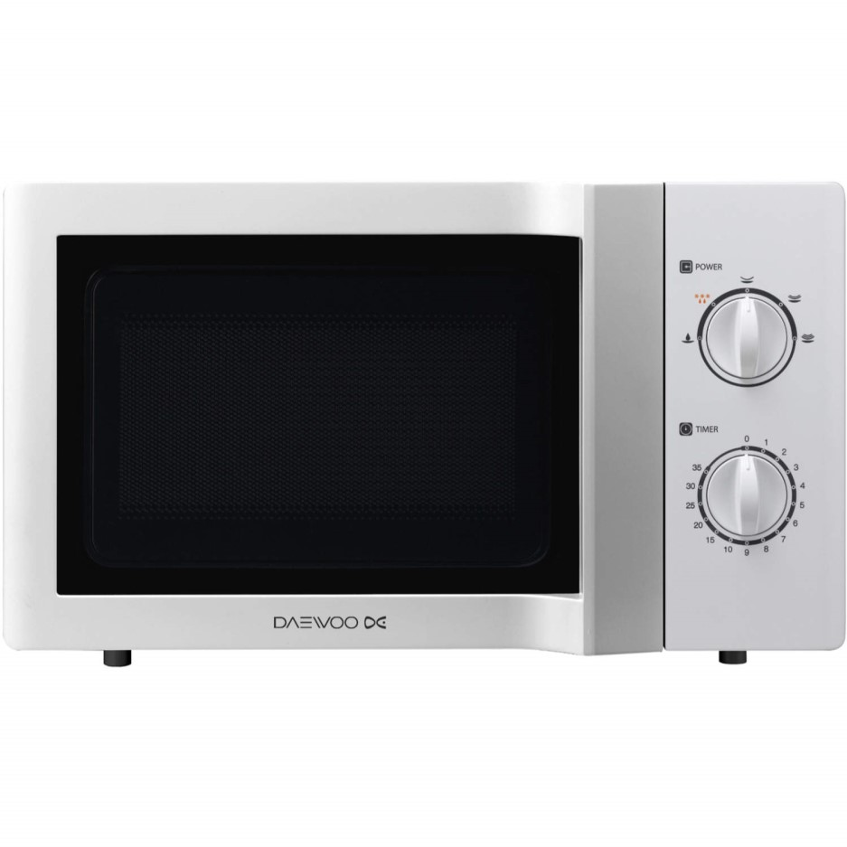 Daewoo Kor6l65 800 Watt 20 Litre Manual Control Microwave