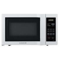 Daewoo KOR6L6BD 20L 800w Duo-plate Digital Microwave Oven White