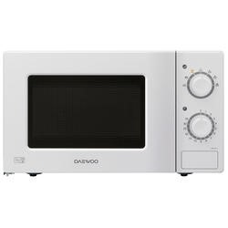 Daewoo KOR6L77 20L White Microwave Oven