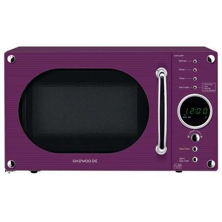 Daewoo Kor6n9rp Touch Control Microwave Appliances Direct