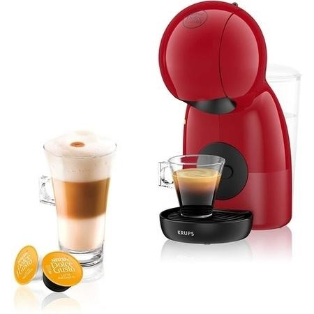 GRADE A1 - Krups KP1A0540 Dolce Gusto Piccolo XS Pod Coffee Machine - Red