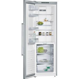 siemens ks36fpi30 easyclean stainless steel door freestanding fridge with vitafresh drawers. Black Bedroom Furniture Sets. Home Design Ideas