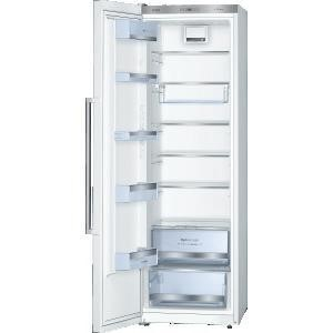 Bosch KSV36AW31G 186x60cm 346L Freestanding Fridge - White