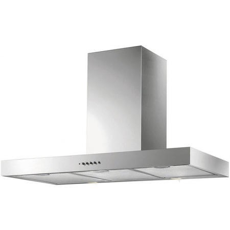Bertazzoni Master Series 90cm  T-Shaped Cooker Hood - Stainless Steel
