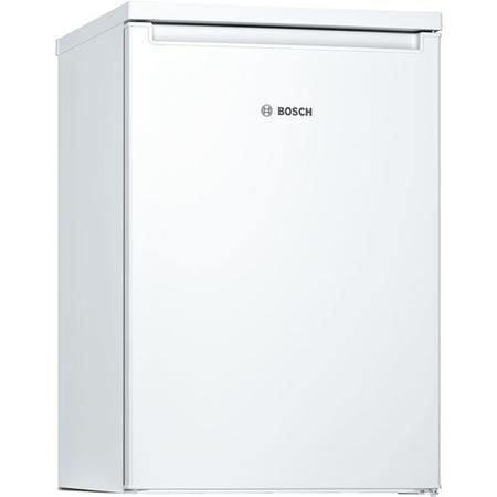 GRADE A2 - Bosch KTL15NW3AG Serie 2 85x56cm 135L Under Counter Freestanding Fridge With Icebox - White