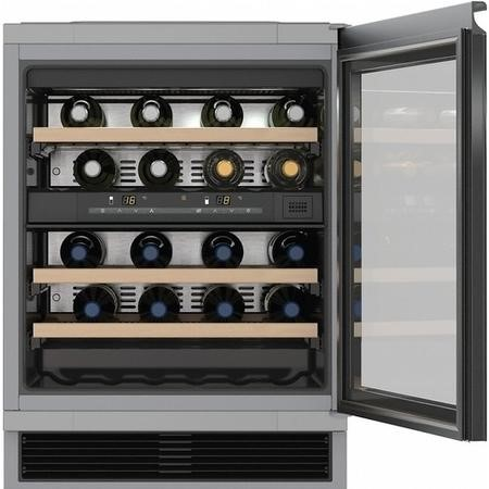Miele KWT6321UG Under Counter Dual Zone Wine Cooler