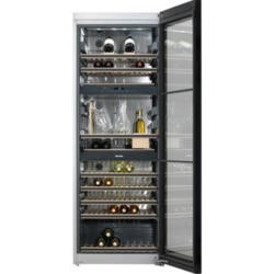Miele KWT6832SGS Triple Zone Sommelier Set Freestanding Wine Cooler