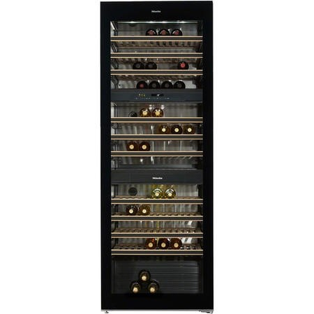 Miele KWT6833SG KWT 6833 SG 178 Bottle Freestanding Wine Conditioning Appliance